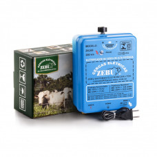 Eletrificador Rural Zebu 200km 15,5J ZK200