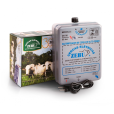 Eletrificador Rural Zebu 80km 5J ZK80