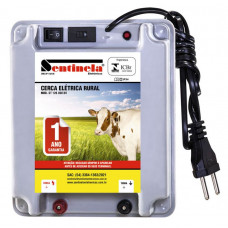 Eletrificador De Cerca Rural Sentinela 120km Bivolt