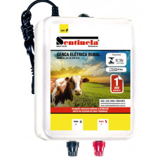 Eletrificador de Cerca Rural Sentinela 30Km Bivolt