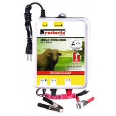 Eletrificador De Cerca Rural Sentinela 30km Luz E Bateria