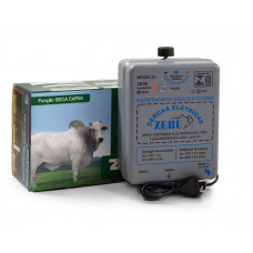Eletrificador Rural Zebu 80km 5J ZK80 BIVOLT 2020