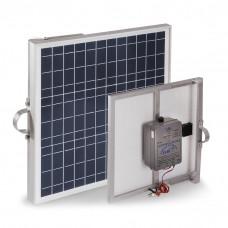Eletrificador Rural Solar Zebu 120km 6J ZS120i
