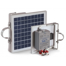 Eletrificador Rural Solar Zebu 35km 0,31J ZS20