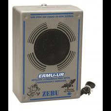 Emissor Extra para Espantar Rato e Morcego Zebu 150m² Ermu e Rum Turbo