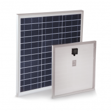 Painel Solar Zebu com Suporte 35w