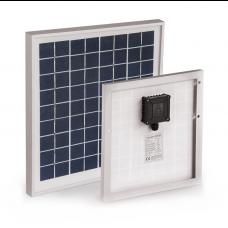 Painel Solar Zebu com Suporte 7w