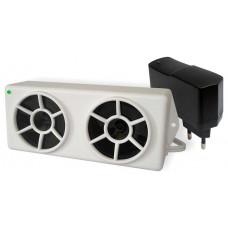 Repelente Eletrônico Espanta Pombos 01 Emissor M&GT REP01