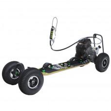 Skate Motorizado Dropboards Carve Motor 50cc Gasolina 2t