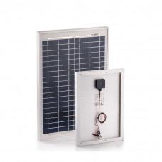 Painel Solar Zebu com Suporte 20w