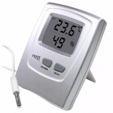 Termo-higrômetro Digital Incoterm Temperatura E Umidade
