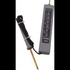 Voltímetro Analógico para Cerca Elétrica Zebu 2000v a 9500v